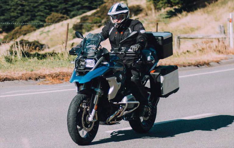 BMW R 1200 GS Full Driver