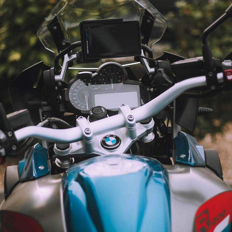 BMW R 1200 GS Dashboard