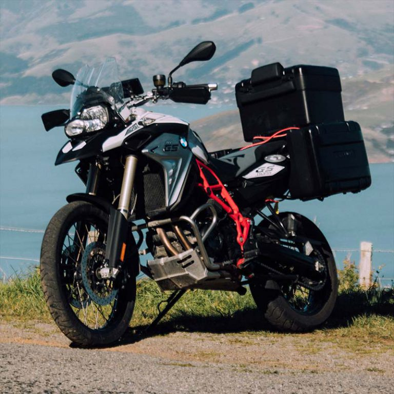 BMW R 1200 GS Full landscape