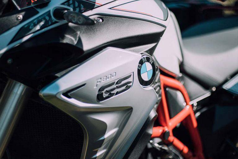 BMW R 1200 GS Logo Design