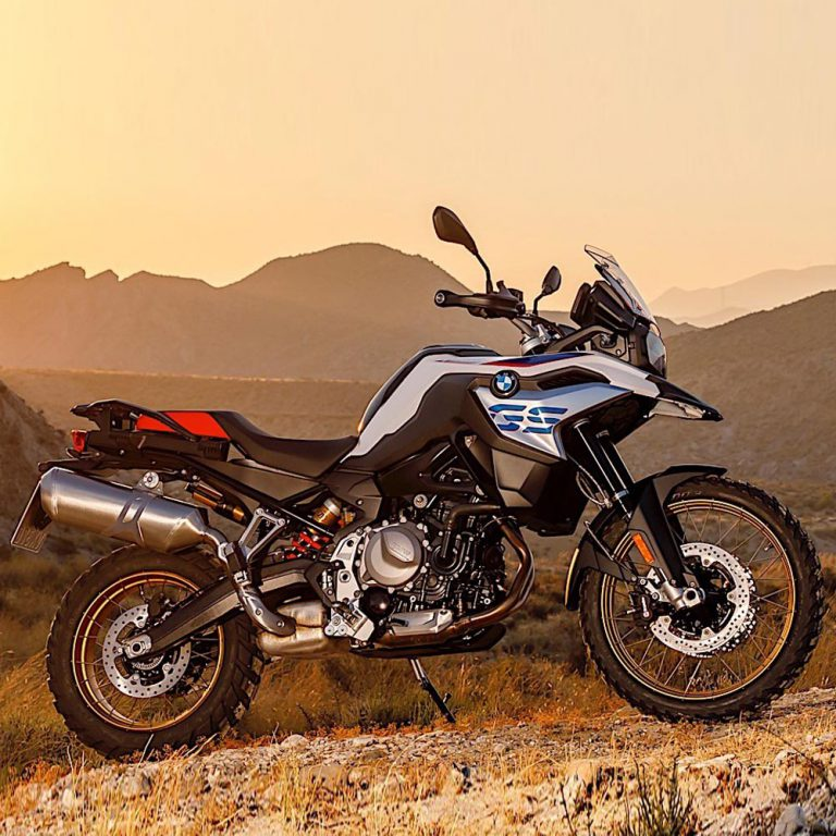 BMW F 750 GS Full