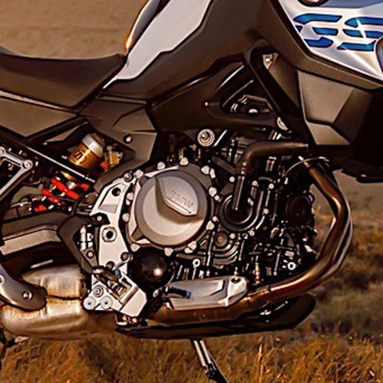 BMW F 750 GS Engine