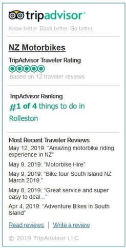NZ Motorbikes Rental Tripadvisor